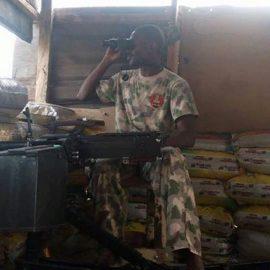 Украина нелегально поставляла автоматические гранатометы в Нигерию