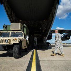 Американцы вооружают Албанию и укрепляются на Балканах