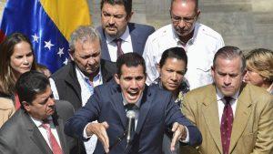 WP: Помпео откровенно высказался в адрес оппозиции Венесуэлы