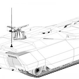 В Германии проектируют танк- аналог Арматы
