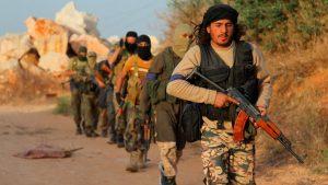Боевики «умеренной оппозиции» предприняли новое наступление на севере провинции Хама