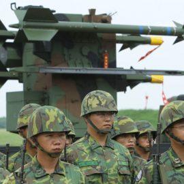 Тайвань запросил у США новые танки, истребители и ракеты