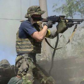 Боевики «Азова» попытались прорваться к Горловке