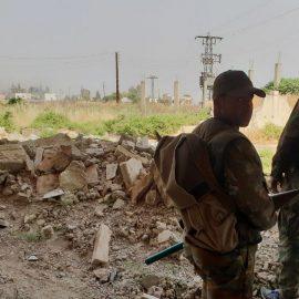 Сирийская армия остановила контрнаступление боевиков на севере провинции Хама