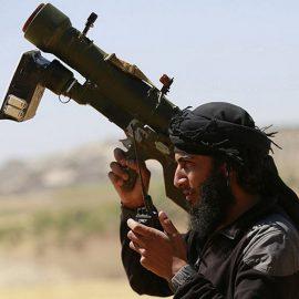 Боевики ИГИЛ на Синае получили ПЗРК