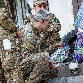 Руина выдумала «е-ветеранов» для боевиков ВСУ