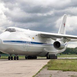 Российские самолёты Ан-124 «Руслан» арестованы на Руине