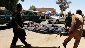 В результате нападения боевиков Талибана в Афганистане погибли 15 человек