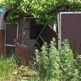 Фронтовой посёлок Зайцево покинул последний мирный житель