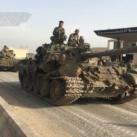 Боевики «оппозиции» продолжают попытки наступать на севере провинции Хама