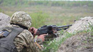 Интенсивность обстрелов ВСУ в Донбассе не ослабевает
