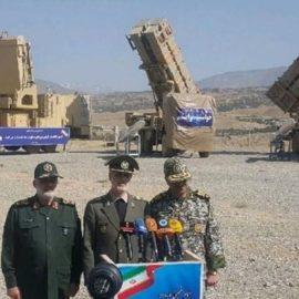 Иран продемонстрировал свою новую систему ПВО