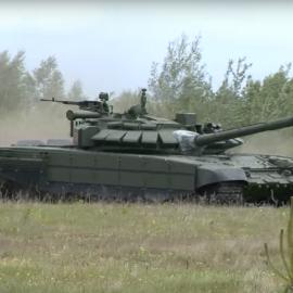 ЗВО усилят новым танковым полком