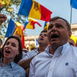Разгоревшийся в Молдове кризис обеспокоил НАТО и Госдеп США