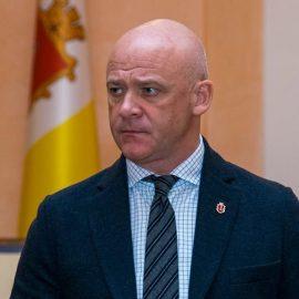 Мэр Одессы призвал всех украинцев к объединению