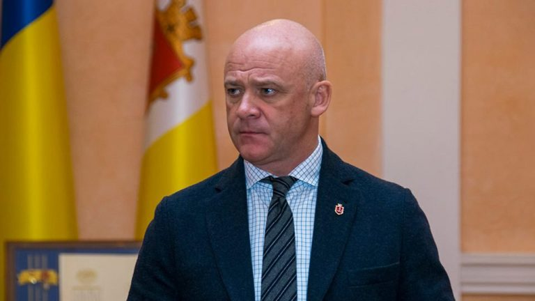 Мэр Одессы Геннадий Труханов