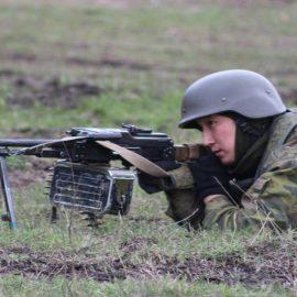 Июньские бои на Донбассе