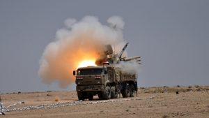 ВВС Израиля нанесли удар по югу Сирии