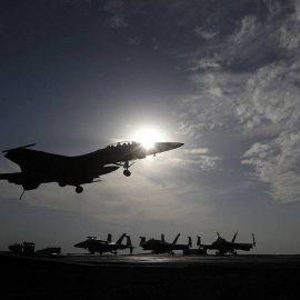 Авиация США нанесла удар по правительственным войскам Афганистана