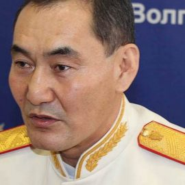 Генерал-лейтенант Музраев арестован по обвинению в теракте