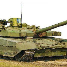 Украина отказалась от закупок танков «Оплот»