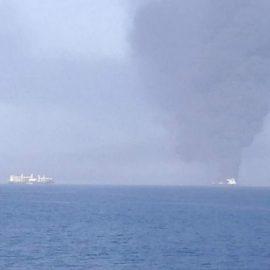 У берегов Ирана произошло нападение на танкеры