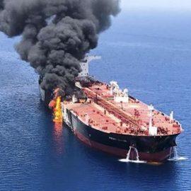 Иран указал на подозрительное совпадение в атаке на танкеры