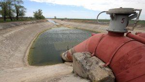 Водная блокада Крыма может стать катастрофой для Руины