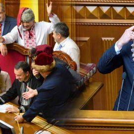Досрочные выборы в Раду: украинские политики оказывают давление на Зеленского до вынесения решения КС
