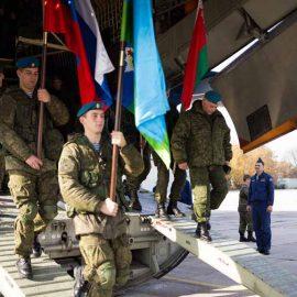 В Сербии стартовали совместные учения ВС России, Белоруссии и Сербии «Славянское братство»
