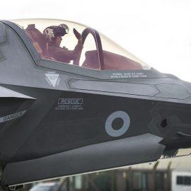 СМИ: В производстве F-35 участвует фирма, принадлежащая Китаю
