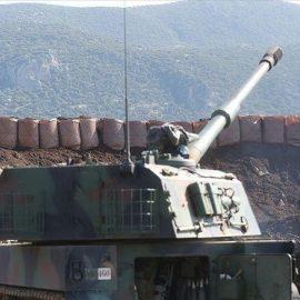 Турецкая армия нанесла удар по армии Сирии на севере Хамы