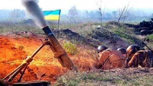 ВСУ нанесли интенсивный артудар по окраинам Донецка