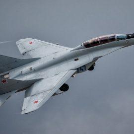 ВКС получили первую партию истребителей МиГ-35