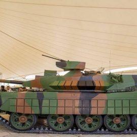 Видео: в Ираке продемонстрировали танк «собственной» разработки