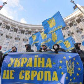 «Предательство» Киева Европой