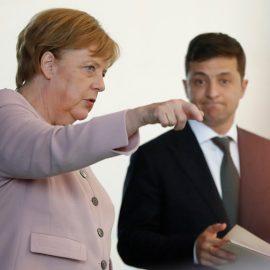 Немецкий тупик Зеленского
