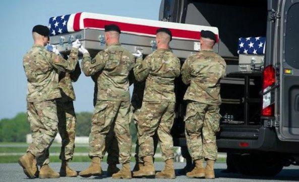 американские военные погибли в Афганистане