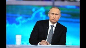 Прямая линия с Владимиром Путиным — [прямая трасляция]