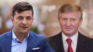 Президент Владимир Зеленский провел встречу с богатейшим олигархом Украины Ринатом Ахметовым. По словам главы государства, разговор шел об экономических вопросах - инвестициях, схеме «Роттердам +» и демонополизации, а политические вопросы не обсуждались.