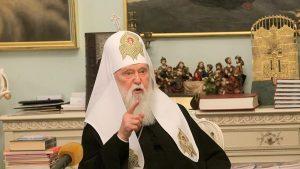 В Свято-Владимирском патриаршем соборе Киева прошел собор