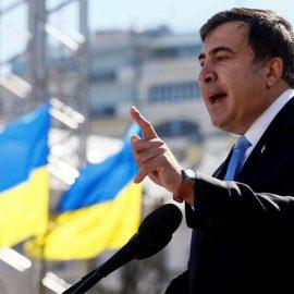 Саакашвили рвется в украинский парламент
