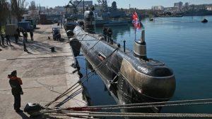 Зрада: Единственную украинскую подлодку Россия отправит в утиль