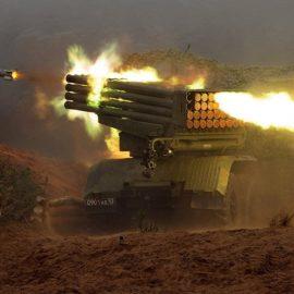 «Грады» разгромили в столице Ливии украинский борт-гигант «Руслан»
