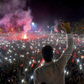 Потерянный Стамбул: ещё одно поражение Эрдогана