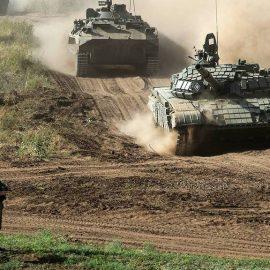 Министр обороны России дал старт внезапной проверке боеготовности в ЦВО