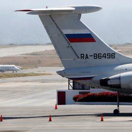 Военные РФ вновь отправились в Венесуэлу