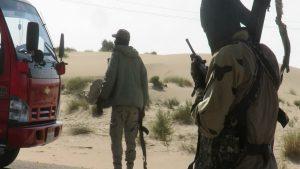 Боевики ИГИЛ атаковали три блокпоста на Синае