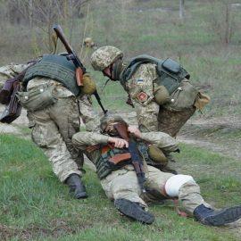 ВСУ отступили с передовых позиций на территории ЛНР