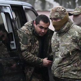 МИД РФ направил Украине ноту о задержанных моряках